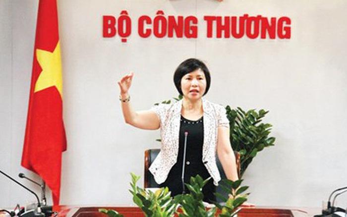 Xem xét kỷ luật Thứ trưởng Bộ Công thương Hồ Thị Kim Thoa - 1