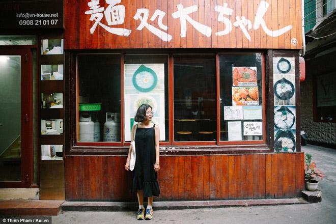 Check-in phố Nhật giữa lòng Sài Gòn - 1