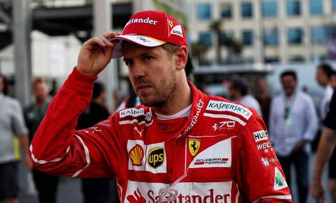 """Đua xe F1 và """"những chiếc thẻ đỏ"""": Định đoạt ngôi vương - 1"""
