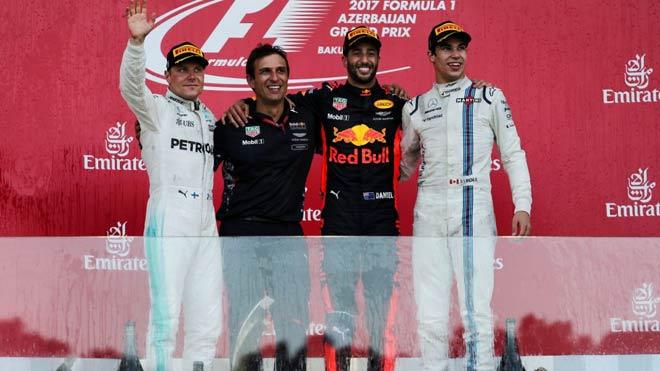 """Đua xe F1 và """"những chiếc thẻ đỏ"""": Định đoạt ngôi vương - 2"""