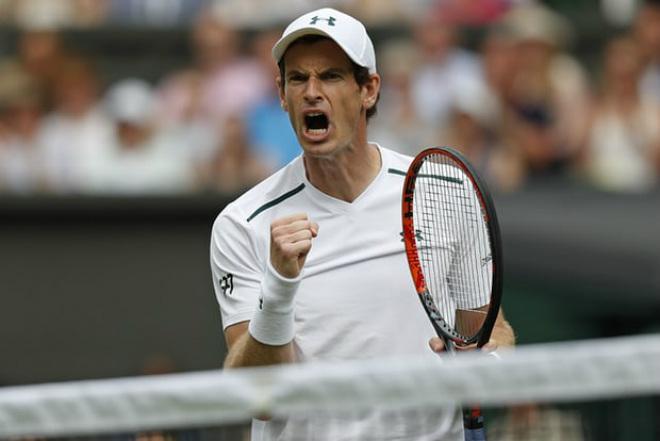 """Murray - Bublik: """"Cáo già"""" phủ đầu thần tốc (Vòng 1 Wimbledon) - 1"""