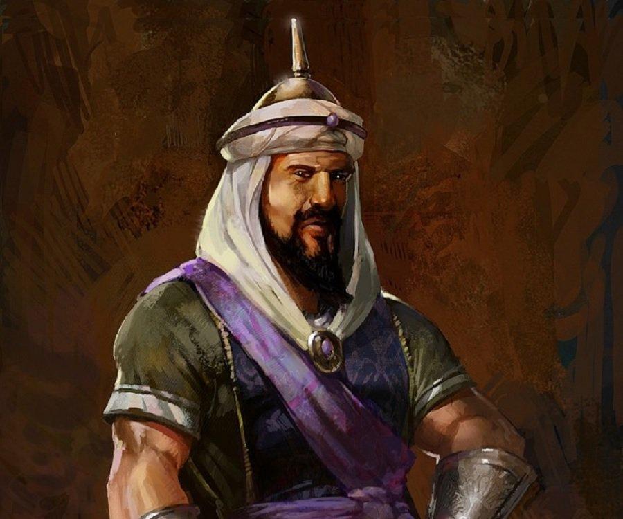 Vị vua Hồi giáo đầu tiên khiến quân Thập tự chinh khiếp sợ - 1