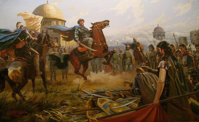 Vị vua Hồi giáo đầu tiên khiến quân Thập tự chinh khiếp sợ - 4