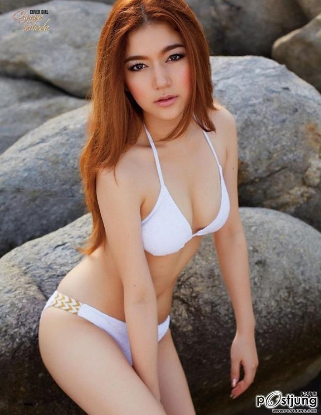 Cô sinh năm 1987, mang trong mình 2 dòng máu Nhật Bản và Thái Lan. & nbsp;