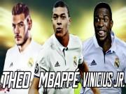 """Bóng đá - Real Madrid xây """"Galacticos 3.0"""": Ronaldo phải nhường chỗ?"""