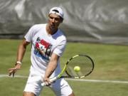 Thể thao - Trực tiếp tennis Wimbledon ngày 1: Nadal & nguy cơ từ cái đầu gối