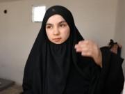 Thế giới - Vợ khủng bố IS phát ghen với nô lệ tình dục của chồng