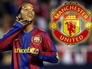 Bóng đá - MU, nỗi đau chuyển nhượng: Hụt Ronaldinho & những lần mất mặt cay đắng