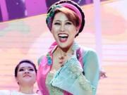 Phi Thanh Vân hát hụt hơi trên sóng truyền hình vẫn tươi rói