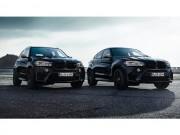 Tin tức ô tô - Lộ diện BMW X5 M và X6 M bản đen bóng đặc biệt