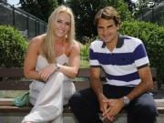 Tennis 24/7: Federer là gương sáng của  Bà chúa tuyết