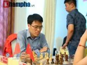Thể thao - Hạ kỳ thủ Trung Quốc, Lê Quang Liêm trên đỉnh giải thế giới