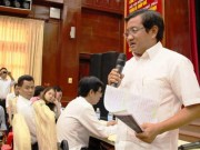Tin tức trong ngày - Ông Đoàn Ngọc Hải đối thoại với người dân khu Mả Lạng, quận 1