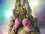 """Nữ hoàng UFC: Vừa mất việc, lại bị tung  """" ảnh nóng """""""
