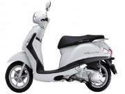 Thế giới xe - Yamaha Nozza Grande thế hệ mới lộ ảnh thử nghiệm