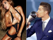 Chê nam thần Ronaldo ẻo lả, ít lông chân, mỹ nhân này không phải dạng vừa!