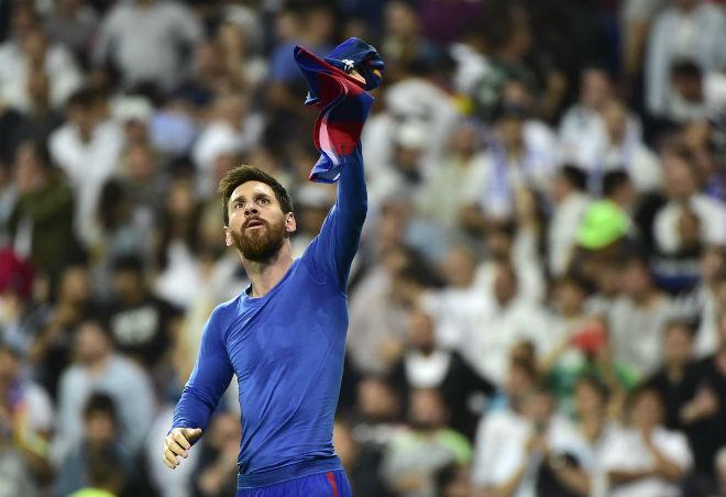 """Messi sắm vai """"vật tế thần"""", Barca quyết lật đổ Real - 2"""