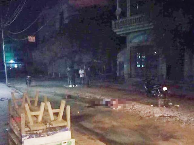 Lộ diện 2 nghi phạm gây án mạng như phim kinh dị ở Vĩnh Phúc - 2