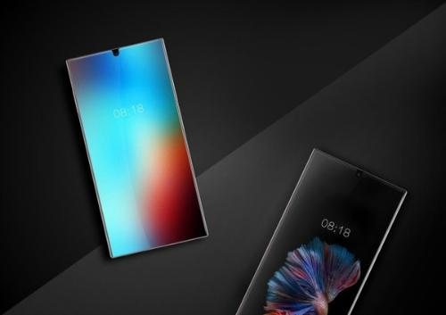 Sharp sắp tung ra 2 smartphone không viền màn hình siêu đẹp - 1