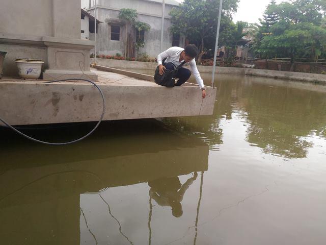 4 người trong dòng họ đuối nước: Ao sâu chỉ 1 mét - 3