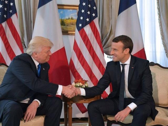 Lộ âm mưu ám sát Tổng thống Pháp khi gặp ông Trump