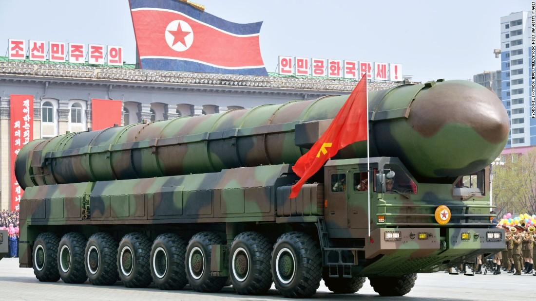 Triều Tiên lần đầu tuyên bố bắn thành công tên lửa liên lục địa - 2