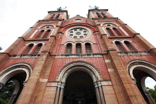 Ngắm Nhà thờ Đức Bà 140 năm tuổi ở Sài Gòn trước ngày trùng tu - 5