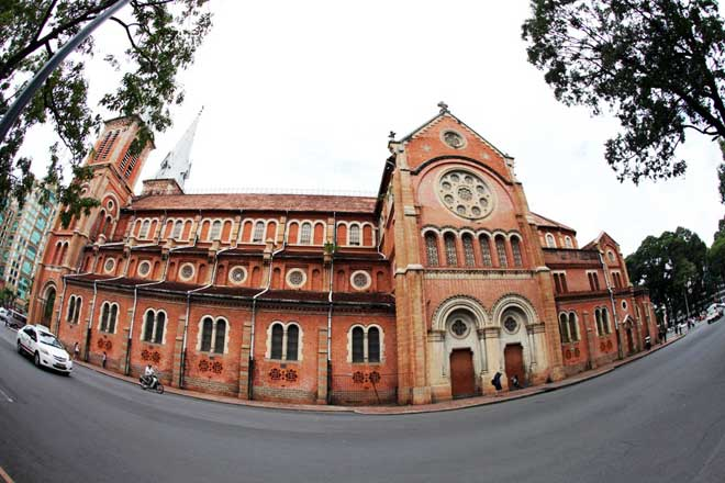 Ngắm Nhà thờ Đức Bà 140 năm tuổi ở Sài Gòn trước ngày trùng tu - 7