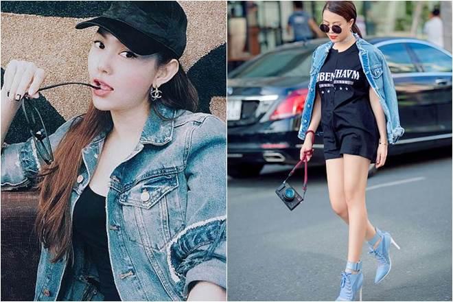 Hoàng Thùy Linh, Minh Hằng: Đôi bạn thân mặc đẹp của showbiz Việt - 3