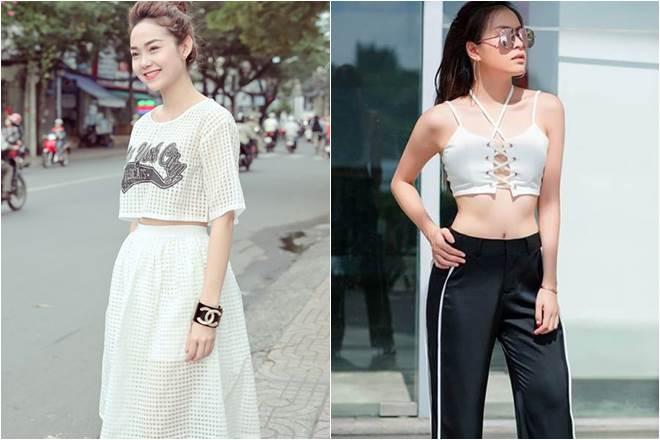 Hoàng Thùy Linh, Minh Hằng: Đôi bạn thân mặc đẹp của showbiz Việt - 7