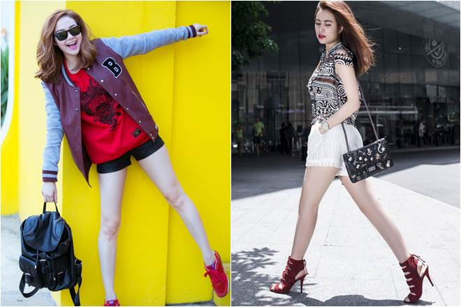 Hoàng Thùy Linh, Minh Hằng: Đôi bạn thân mặc đẹp của showbiz Việt - 8