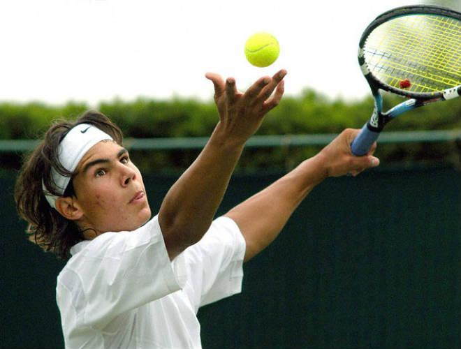 Tin nóng Wimbledon ngày 2: Bà bầu 4 tháng dũng cảm thi đấu - 3