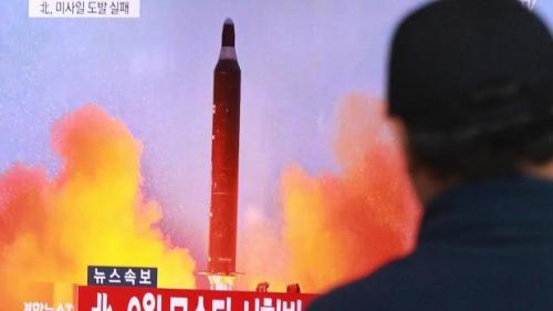 Chuyên gia: Tên lửa Triều Tiên vừa bắn đủ sức vươn tới Mỹ - 2