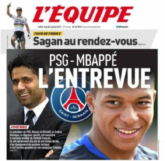 PSG đi đêm với bố Mbappe: Real nếm trái đắng Neymar 2.0 - 1