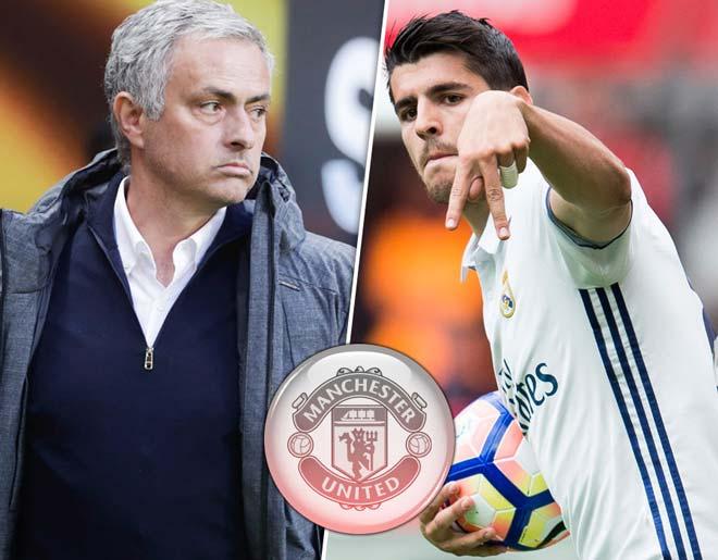 """MU chuyển nhượng """"bom tấn"""": Đón Morata 72 giờ nữa, """"Bố già"""" Real gật đầu - 1"""