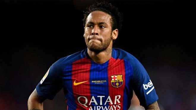 """Neymar """"mở cửa"""" với MU: Nhanh chân thoát  """"tàu chìm"""" Barca"""