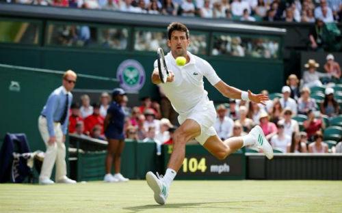 Chi tiết Djokovic - Martin Klizan: Mất vui vì chấn thương (Vòng 1 Wimbledon) (KT) - 3