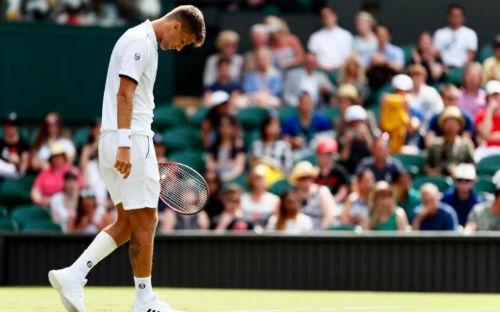 Chi tiết Djokovic - Martin Klizan: Mất vui vì chấn thương (Vòng 1 Wimbledon) (KT) - 4