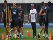 Bóng đá - MU di chuyển 257.000 km: Mourinho đau đầu vì bay 2 vòng trái đất