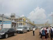 Nhà máy Alumin Nhân Cơ phát tán bột trắng