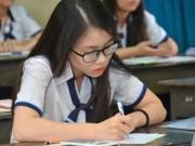 Giáo dục - du học - Điểm thi THPT quốc gia ít biến động