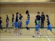 Bạn trẻ - Cuộc sống - Choáng với màn nhảy dây tập thể của học sinh Nhật Bản