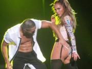 Gần 50 tuổi vẫn khoe vòng ba rực lửa, chỉ có thể là Jennifer Lopez