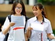 Giáo dục - du học - Bài thi đạt 1 điểm trở lên mới được xét tốt nghiệp
