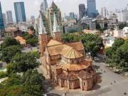 Tin tức trong ngày - Ngắm Nhà thờ Đức Bà 140 năm tuổi ở Sài Gòn trước ngày trùng tu