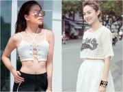 Hoàng Thùy Linh, Minh Hằng: Đôi bạn thân mặc đẹp của showbiz Việt