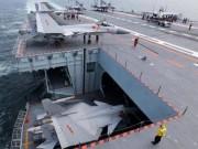 Thế giới - Lần hiếm hoi thế giới được nhìn thấy tàu sân bay TQ