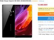 HOT: Xiaomi Mi Mix giảm 4,5 triệu đồng tại Việt Nam