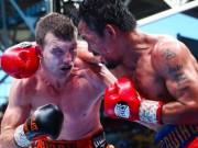 Sốc boxing: Nghi án Pacquiao bị xử ép thua  quyền vương  nước Úc