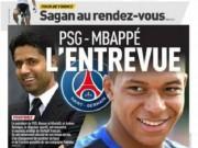 PSG đi đêm với bố Mbappe: Real nếm trái đắng Neymar 2.0
